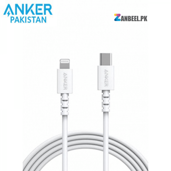 Anker PowerLine Select USB C To Lightning Cable 6ft..... 1