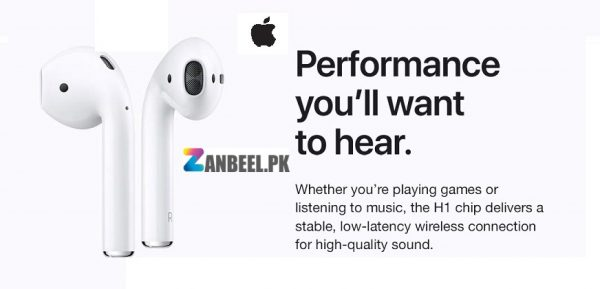 Apple Airpods 2 wired...