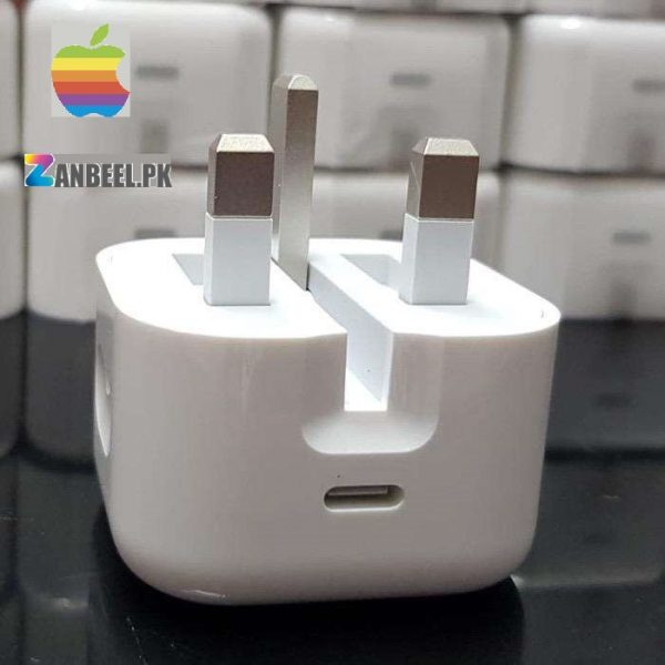 Apple Charger 20w 3 Pin.